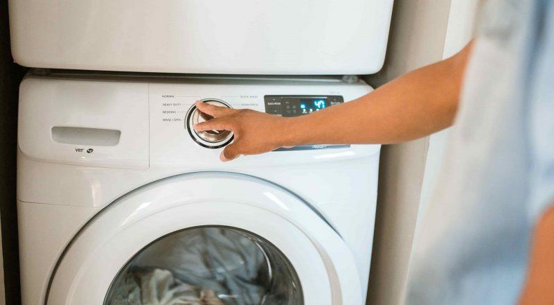 Groot huishouden? Kies voor een ruime wasmachine!